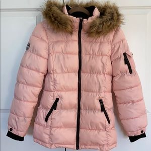 Justice coat in a girls size 14/16